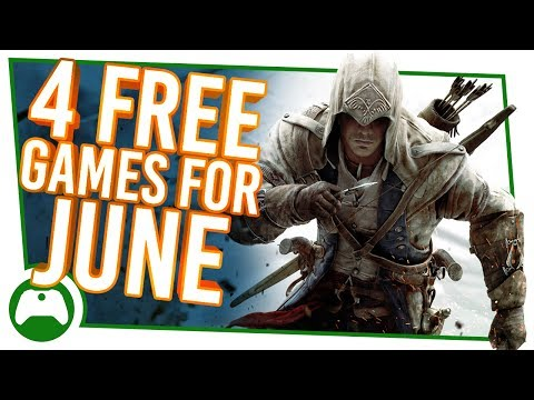 4 Free Games Every Gold Subscriber Must Play This June