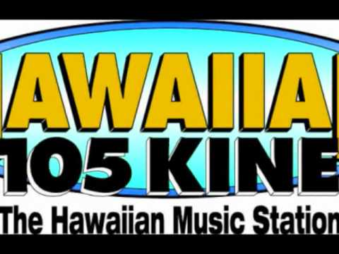 KINE 105 Hawaiian Radio - Old Time Jingle