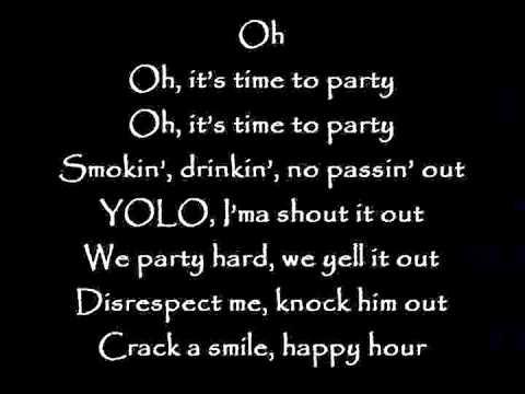 Will.i.am-Scream and shout (remix) Lyrics