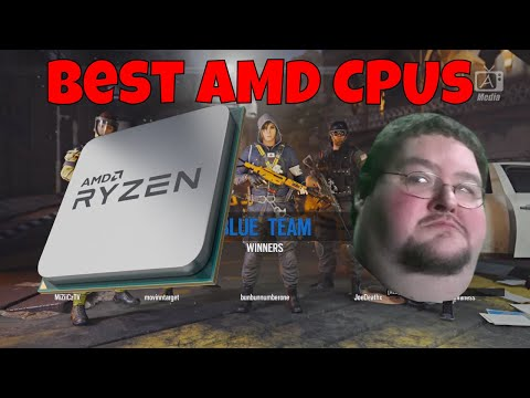 Top 5 Best AMD CPU's Of 2018 Archives Media (Best Processors