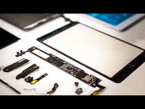 What's Inside Apple's iPad Mini with Retina Display