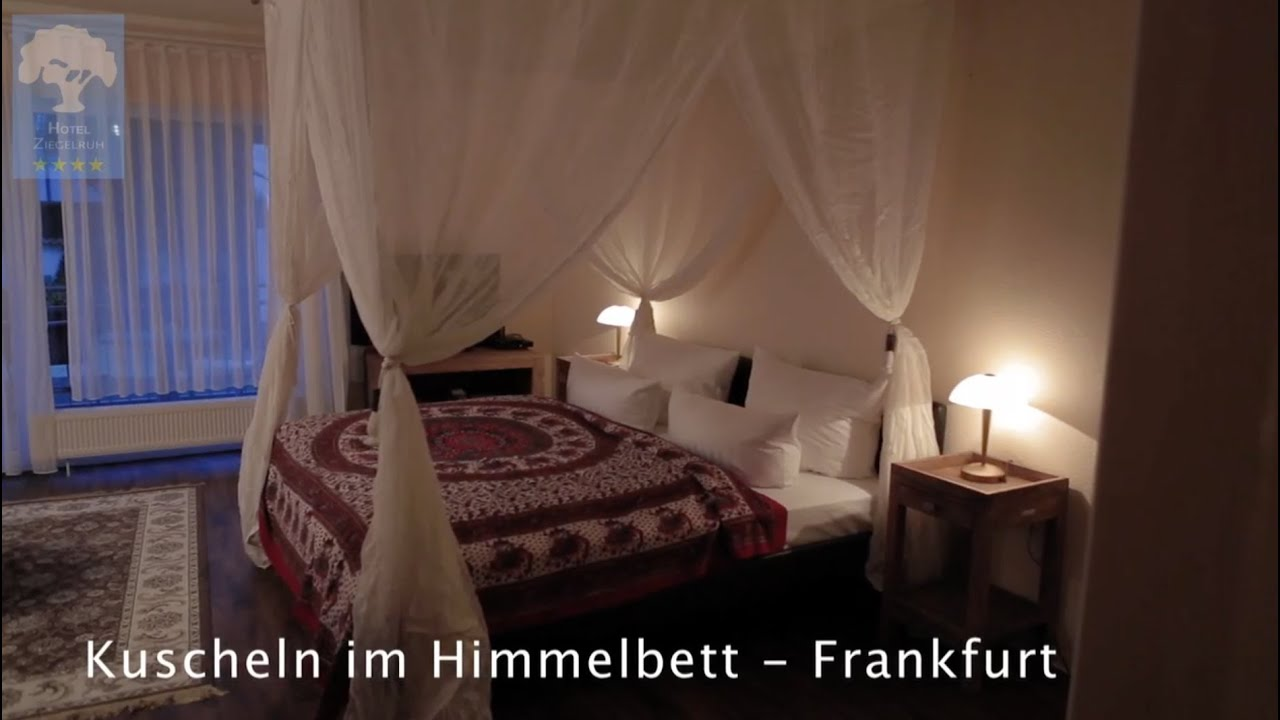 kuscheln im himmelbett hotel ziegelruh youtube. Black Bedroom Furniture Sets. Home Design Ideas