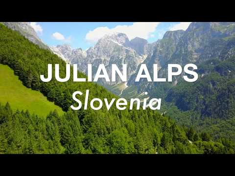 Backpacking Julian Alps Slovenia - Drone & Gopro Edit