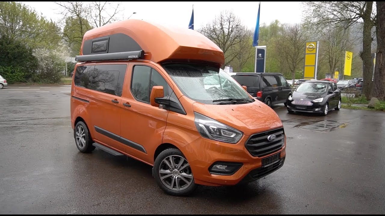 Ford Nugget 2019 Review Walkaround Ford Central Garage Youtube