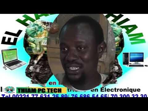 A 1. Sen Emissions Thiam PcTech El hadji Thiam à Touba Sénégal Créations d'énergie le 10 déc. 2017