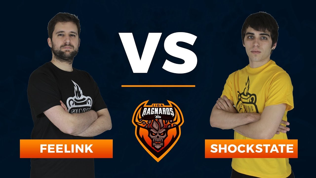 Liga Ragnaros T7 - Feelink vs Shockstate - FINAL