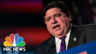 Live: Illinois Gov. Pritzker Holds Coronavirus Briefing | NBC News