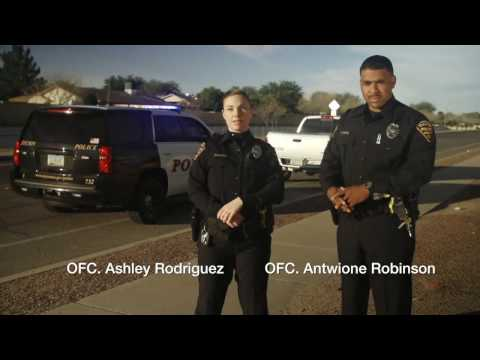 Tucson Police H.A.S.T.E Video (What to do when being pulled over)