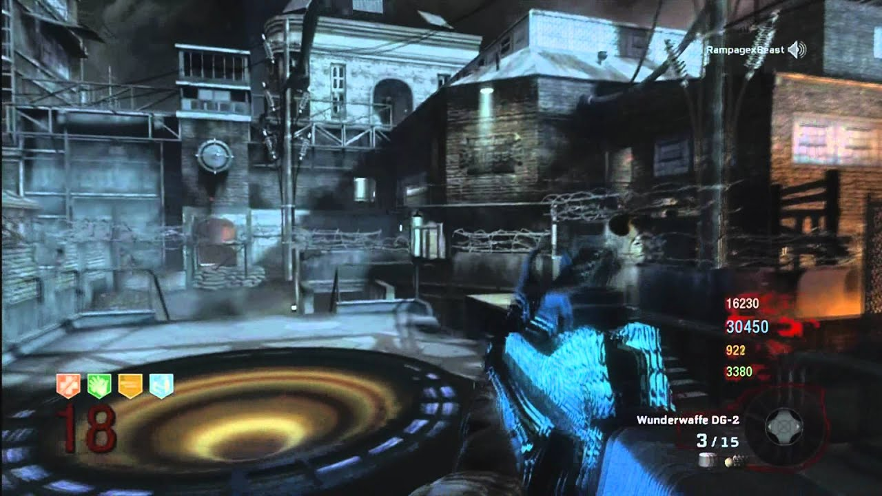 Black Ops: Der Riese -- All Pack-a-Punch'd Weapons (Part 1) on black ops moon map gameplay, call of duty black ops 2 zombies pack, black ops der riese wallpaper, black ops rezurrection,