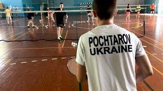 Перша ракетка України Артем Почтарьов про Європейські ігри та фінансування бадмінтону