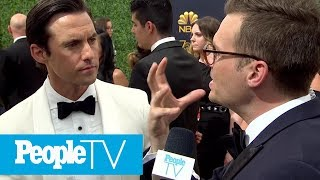 Milo Ventimiglia On 'A Different Side Of Jack' On 'This Is Us' Season 3 | Emmys 2018 | PeopleTV