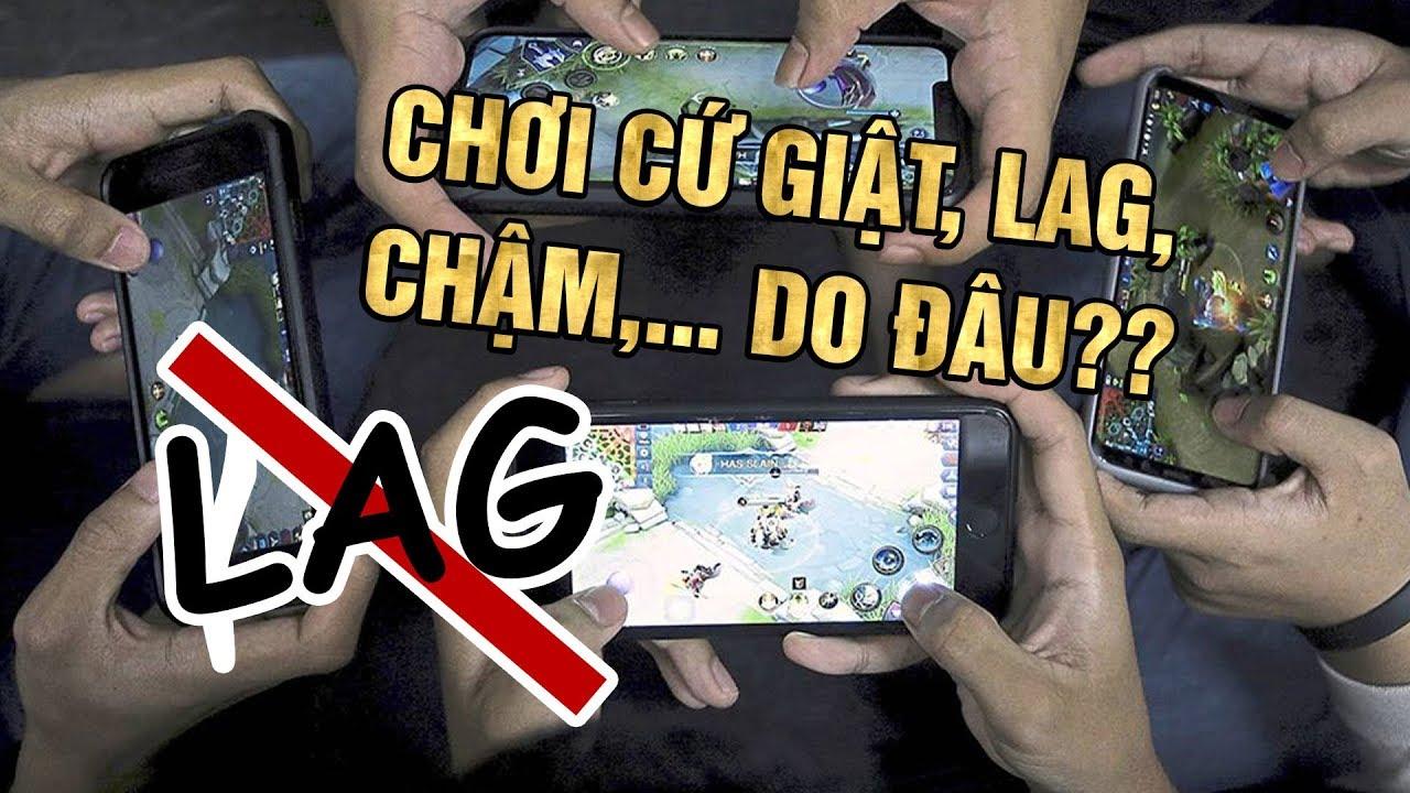 4 LÝ DO LAG, GIẬT TRONG MOBILE LEGENDS?! CÁCH SỬA ĐỂ CHƠI MƯỢT HƠN! | Tốp Mỡ Gaming