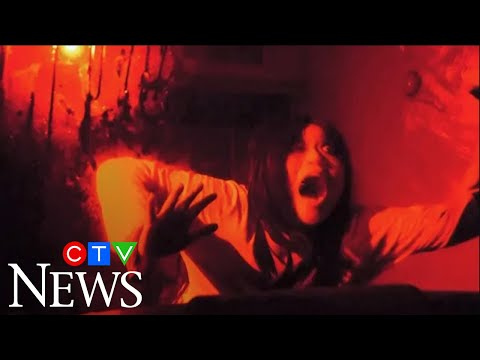 COVID-19 pandemic: Check out this socially-distanced, drive-thru haunted house!