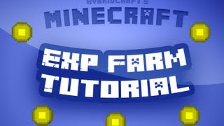 Minecraft Tutorial - How to make an EXP farm