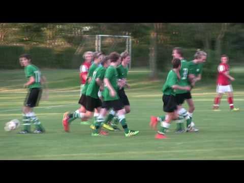 U19 Helsinge - HVB 4 - 3