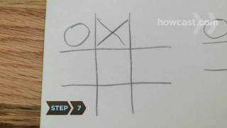 How To Never Lose At Tic Tac Toe
