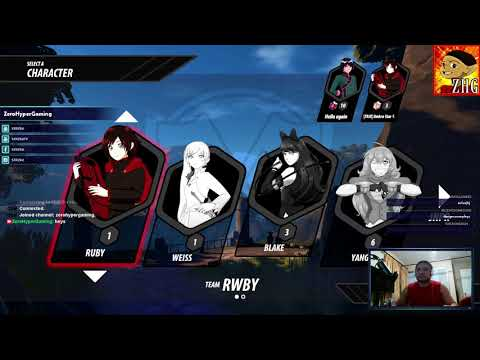 RWBY   Gameplay   ZeroHyperGaming   VGH   Video Gamers Hawaii