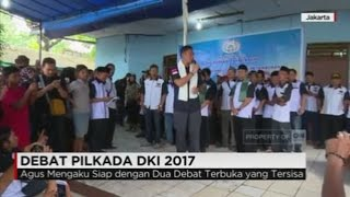 Video Evaluasi Agus, Ahok & Anies Seusai Debat Pilkada DKI download MP3, 3GP, MP4, WEBM, AVI, FLV Juni 2017