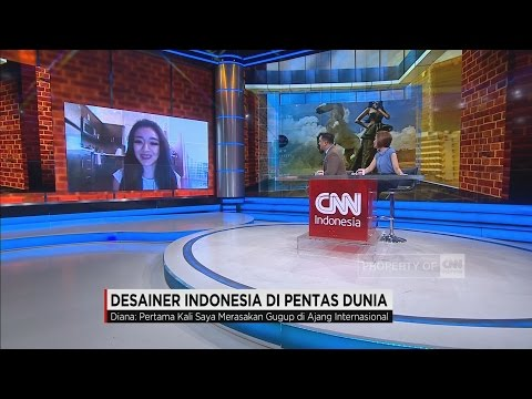 Designer Indonesia Melangkah ke Pentas Dunia Mp3