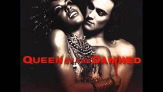 Track 09  The Queen Is Dead - Queen Of The Damned The Score Album)