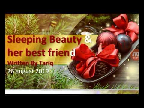 Sleeping Beauty & Her Best Friend Written By Tariq~Story In English With Urdu! Hindi Translation