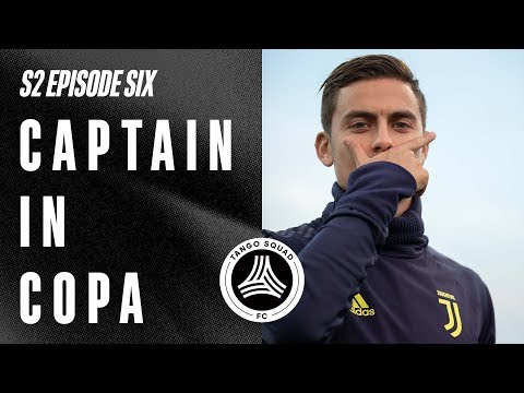 Dybala Free Kick Masterclass with the Captain in COPA feat. Pjanić and Juventus | Tango Squad FC
