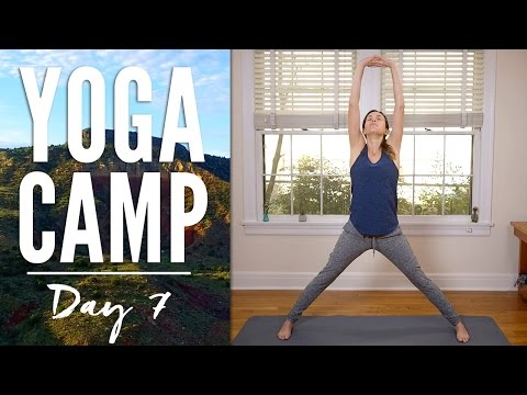 Yoga Camp Day 7 - I Am Capable