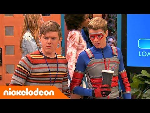 Henry Danger   Notte del cinema 🎬   Nickelodeon Italia