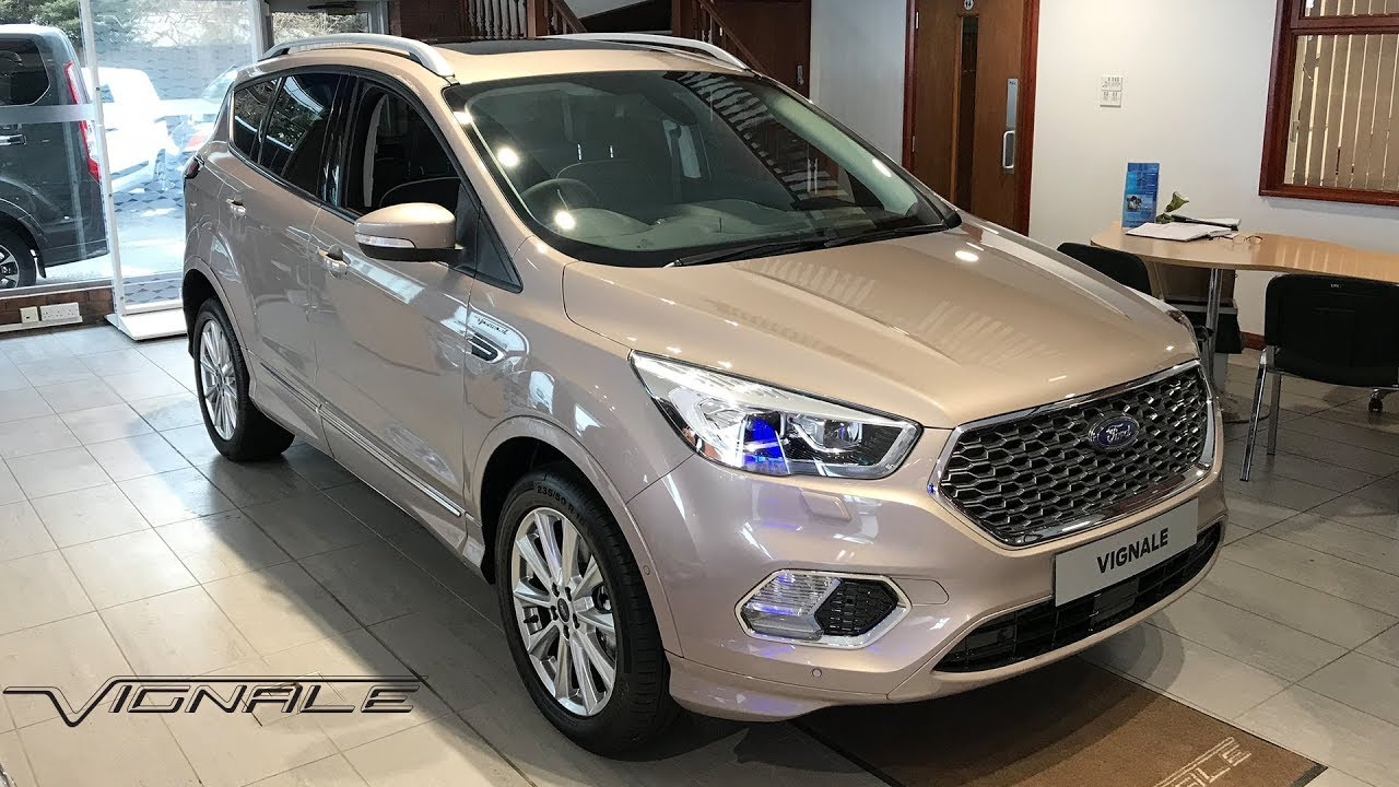 ford kuga vignale 18 plate manager 39 s special youtube. Black Bedroom Furniture Sets. Home Design Ideas