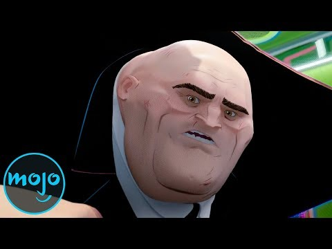 Top 10 Animated Movie Villains with Understandable Motivations