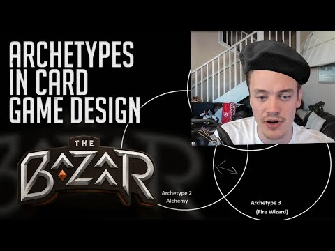 Archetypes in Card Game Design