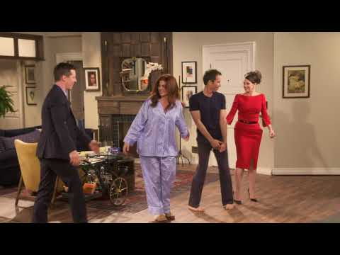 Will & Grace: Premiere B-Roll || SocialNews.XYZ