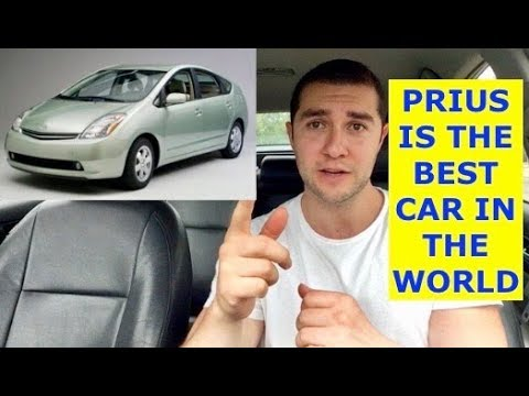 Why the Prius is the BEST CAR IN THE WORLD