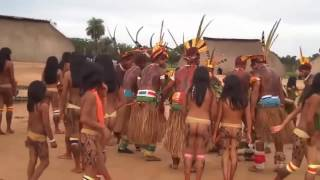 ШОК!! нудистки Tribal dance, music and ceremonies (Фестиваль сисек в Африке)