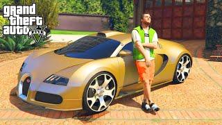 GTA 5 - Buying Gold Bugatti Worth 3,000,000 USD ?