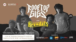 Download Mp3 The Brandals   Rooftop Gigs #2