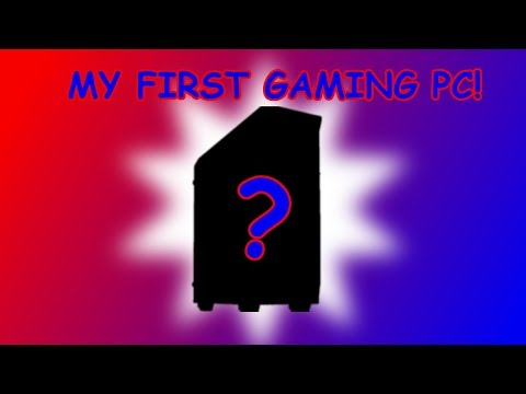 My very first PC Unboxing!
