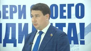 Дебаты 17.05.2018 Ульяновск 16:00