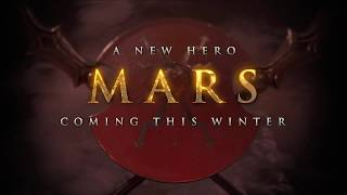 Nuevo héroe Dota 2: Mars - Trailer Oficial The International 8