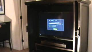 New TV first time setup: how to pre-set the channels