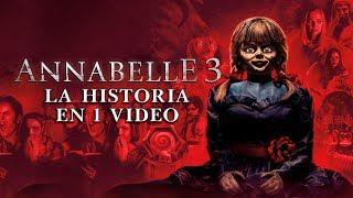 Anabelle 3: La Historia en 1 Video