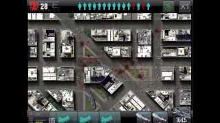 war of the zombie a new zombie outbreak strategy simulation for ipads and iphones