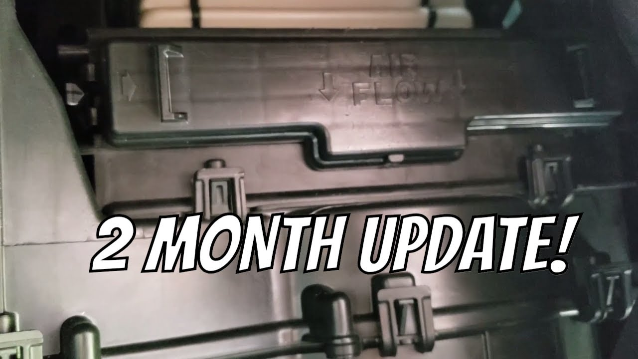 2014 ram 1500 cabin filter mod update 2 months later [ 1280 x 720 Pixel ]