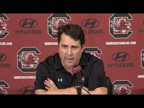 POST-GAME: Will Muschamp on Texas A&M — 10/1/16