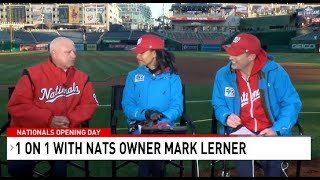 GMW goes one-on-one with Nats owner Mark Lerner