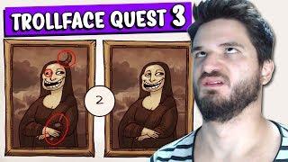 O JOGO DOS SETE ERROS MAIS IMPOSSÍVEL DO MUNDO! - Trollface Quest 3