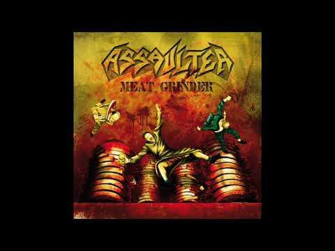 Assaulter - Meat Grinder (Full Album, 2017)
