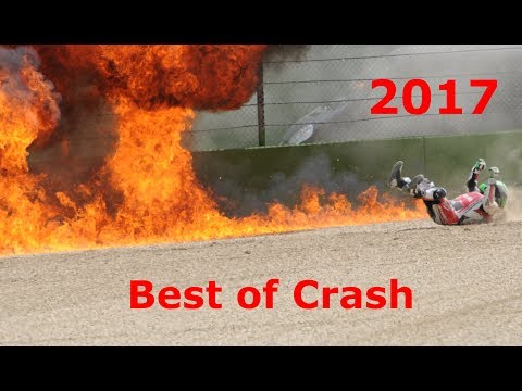 Best/Worst Motorsport Crashes of 2017