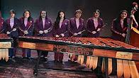 Concierto del Grupo de Marimba Femenina de Guatemala
