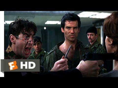 GoldenEye (6/8) Movie CLIP - The Exploding Pen (1995) HD